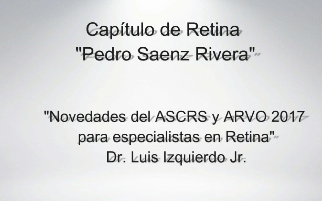 Video Resumen del Grupo de Retina – Mayo 2017