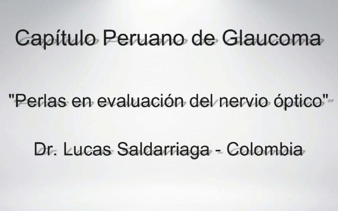 Video Resumen del Grupo de Glaucoma – Setiembre 2017