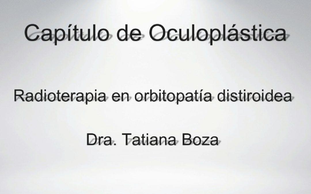 Video Resumen del Grupo de Oculoplástica – Setiembre 2017