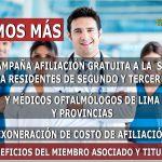 Campaña de Afiliación gratuita a la SPO