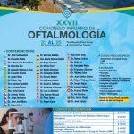 XXVII Congreso Peruano de Oftalmología – 23 al 25 de Agosto, 2018