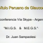 Video Resumen del Grupo de Glaucoma – Mayo 2018