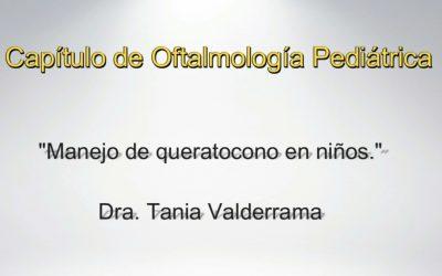 Video Resumen del Grupo Oftalmología Pediátrica – Mayo 2018
