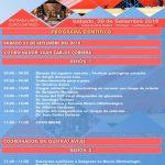 Programa de la Jornada Oftalmológica del Norte – 29 de Setiembre del 2018