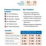 V Congreso Internacional de Glaucoma – 28 y 29 de Junio 2019