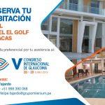 Reserva tu Habitación – V Congreso Internacional de Glaucoma 2019