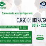 Convocatoria al Curso de Liderazgo 2019-2020 – PAAO