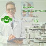 Invitación Día de la Oftalmología – Dic2019