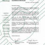 Apoyo con equipos de bioseguridad básicos a nuestros Miembros