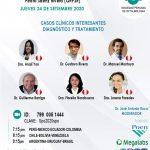 SESIÓN ONLINE CAPÍTULO DE RETINA Y VITREO – SETIEMBRE2020