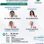 SESIÓN ONLINE CAPÍTULO DE UVEÍTIS Y ENFERMEDADES INFLAMATORIAS OCULARES- NOVIEMBRE2020