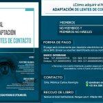 VENTA DE MANUAL DE ADAPTACIÓN DE LENTES DE CONTACTO