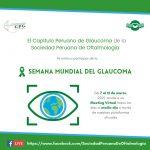 SEMANA MUNDIAL DEL GLAUCOMA ¬ 7 al 13 MARZO