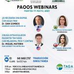 SESIÓN ONLINE CAPÍTULO DE ONCOLOGÍA Y PATOLOGÍA OCULAR PAOOS WEBINAR – MAYO2021